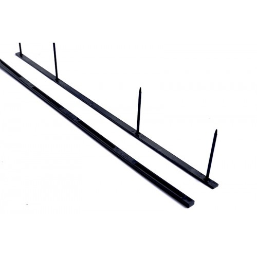 PETTINI VELOBIND A4 45mm  BLACK 4 DENTI pz.25 (2-200fg)
