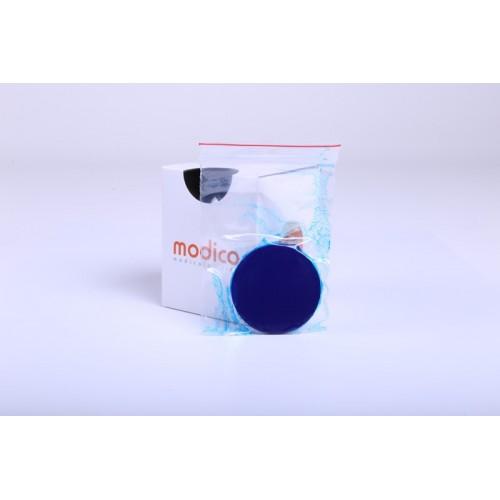CUSCINETTO CON INCHIOSTRO BLU PER MODICO R45 (Cf. 5 pz)