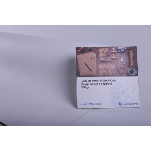 MURAMOUR ANTICO SCREPOLATO CARTA PER PARATI 130x30mt gr.300 Ø76