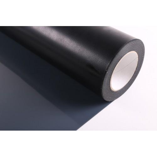 TERMOADESIVO POLI-FLEX IMAGE DIMENSION BLACK 0.50x25mt