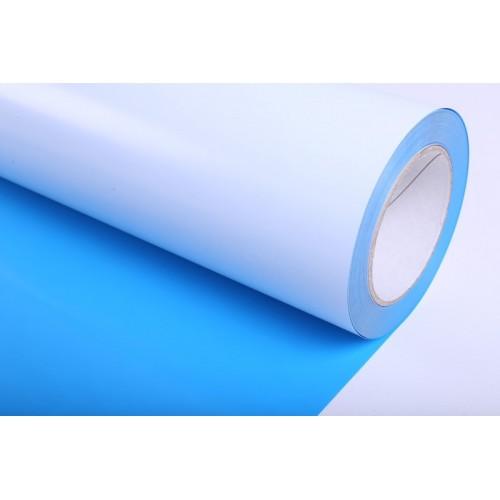 TERMOADESIVO POLI-FLEX PREMIUM LIGTH BLUE 0.50x25mt