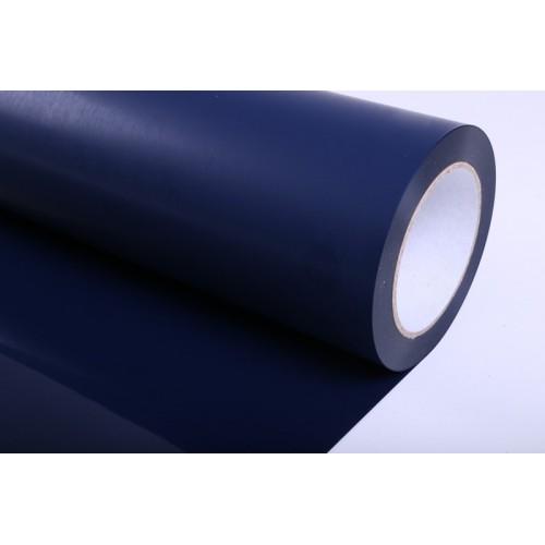 TERMOADESIVO POLI-FLEX PREMIUM BLUE NAVY 0.50x25mt