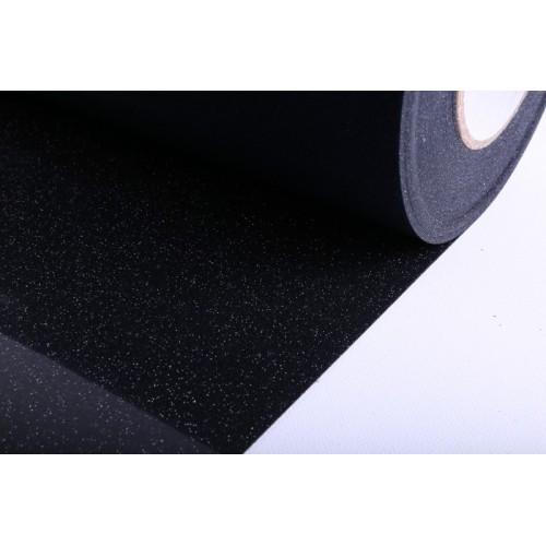 TERMOADESIVO POLI-FLEX IMAGE GLITTER PEARL BLACK 0.50x25mt
