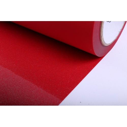 TERMOADESIVO POLI-FLEX IMAGE GLITTER RED 0.50x25mt