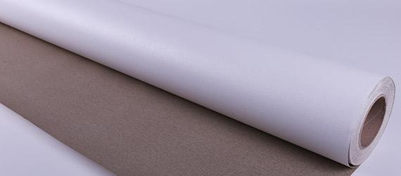 Canvas Cotone Bianco Glossy Retro Avana - tessuti in cotone - tessuti per la stampa ecosolvente - mondocarta Tele pittoriche - Canvas 100% cotone - riproduzioni artistiche - supporti per la stampa