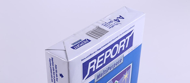 Report - Carte usomano - carta per fotocopie - mondocarta
