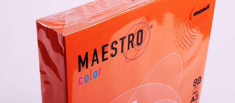 Risme di Carta colorata - Maestro- Mondocarta - Carte Usomano Colorate
