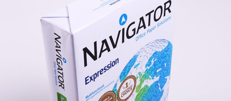 Navigator - Carye usomano - carta per fotocopie - mondocarta