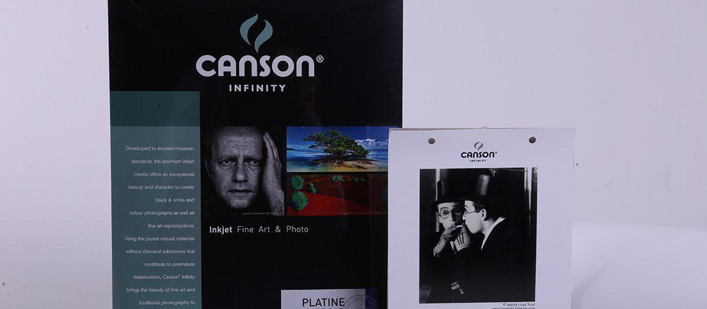Carte fotografiche Canson