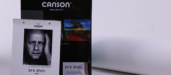 Canson Infinity PrintMaking (ex Rives) - Opaca - supporti stampa a pigmento - carta fotografica per inkjet - carta fotografica Canson - Infinity PrintMaking - mondocarta