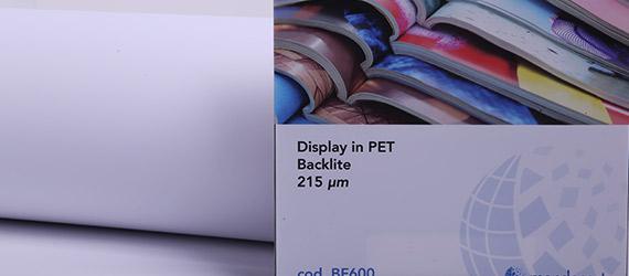 Roll-Up in PET BackLite