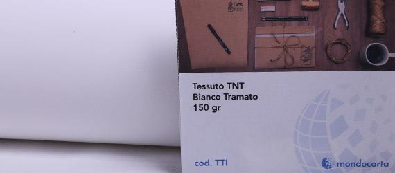 TTessuto non Tessuto con effetto Tela Artistica - supporti stampa ecosolvente - tessuto non tessuto - TNT -mondocarta