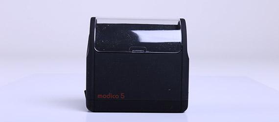 Timbro Modico 5