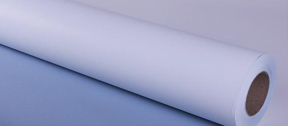 Carta Blue-Back Anti-Spappolo Bianco Opaco - Carta per Stampa Digitale - supporti per stampa ecosolvente - carta bluback antispappolo - stampa digitale - mondocarta
