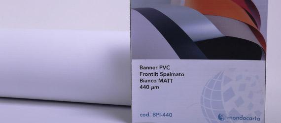 Banner Pigmento monofacciale