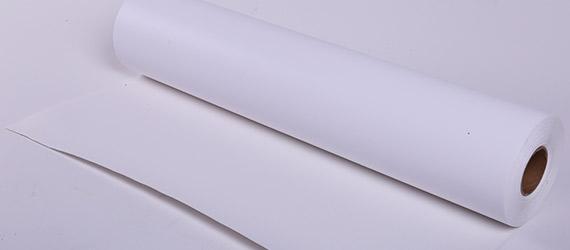 Canvas Tessuto Cotone Bianco Glossy Retro Naturale - supporti stampa ecosolvente - supporti in cotone - tessuti per la stampa - tele pittoriche - Canvas 100% Cotone - mondocarta