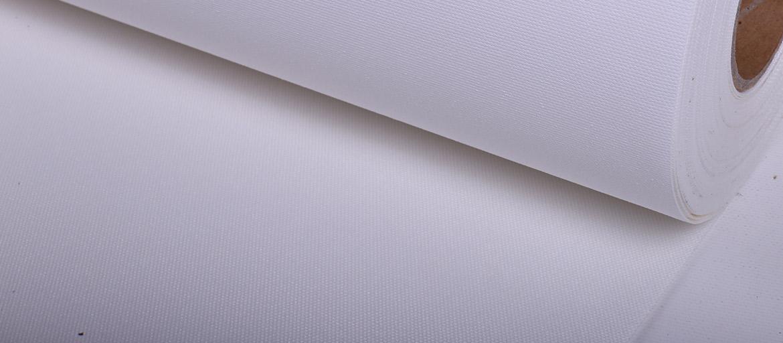Canvas Tessuto Cotone Bianco Matt. Retro Naturale - Supporti stampa ecosolvente - tele pittoriche - tessuti in cotone - canvas in cotone 100% - tele per la stampa - mondocarta